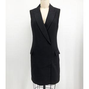 BLAQUE LABEL | Tailored Sheath Tuxedo Mini Dress